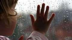 Чим зайняти дитину в дощову погоду?