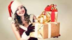 Що подарувати на новий рік 2015