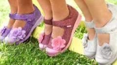 Дитяче взуття. Як правильно вибрати дитяче взуття?