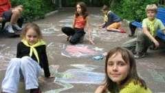 Дитячий літній табір