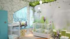 Дизайн інтер`єру дитячої кімнати