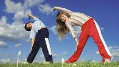 Фізична активність дітей