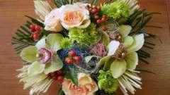 Флористика для початківців або як навчитися створити квіткові композиції?