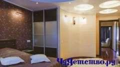 Інтер`єр маленького приміщення з вбиральні