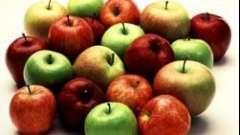 Яблучна дієта