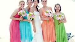 Яскраві плаття - який ваш улюблений колір?