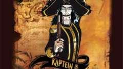 Юнга з корабля піратів