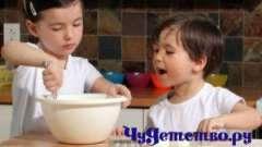 Як готувати дитячі страви