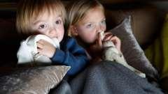 Як допомогти дитині подолати страхи