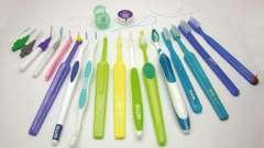 Як правильно чистити зуби з брекетами