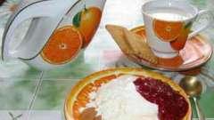 Як приготувати сир будинку