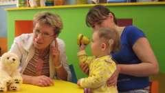 Як розвивається мова у дітей з порушенням слуху?
