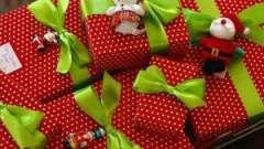 Як упакувати новорічні подарунки?