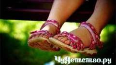 Як вибрати дитяче взуття?