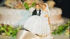 Як вибрати ідеальний весільний торт?