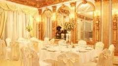 Як вибрати ресторан для весілля в києві