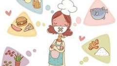 Які можна продукти при вагітності