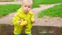 Якою має бути дитяча взуття