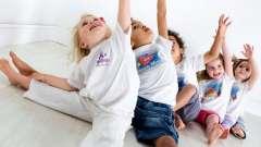 Комплекс фізичних вправ для дітей 5-6 років