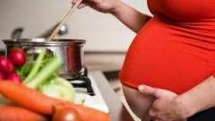 Меню для вагітних