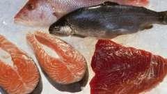 М`ясо і риба перший прикорм дитини
