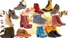 Модна колекція жіночого взуття осінь 2014