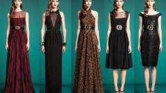 Модні сукні в 2014 році