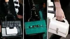 Модні сумки 2014 року