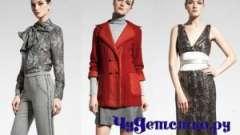 Модні тенденції колекція весна 2012
