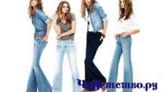 Модні жіночі джинси сезону осінь-зима 2012-13