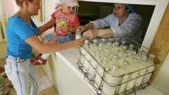 Кілька питань про молочні кухні