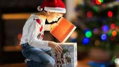 Новорічні книги для дітей шкільного віку (7 +)