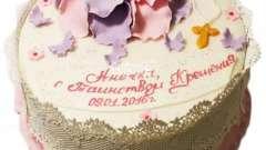 Про кондитерських виробах - смачних тортах