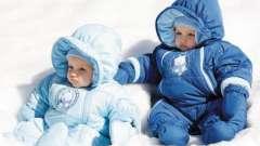 Одяг для дитини в різні сезони