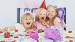 Організація дитячого свята вдома