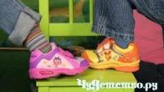 Ортопедичне дитяче взуття як інструмент профілактичного лікування.