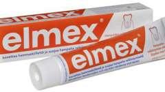 Особливості та різновиди зубної пасти елмекс