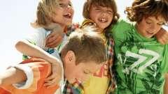 Особливості спілкування дітей в ранньому віці