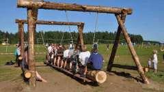 Відпочинок дитини в дитячому таборі