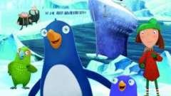 Пінгвін джаспер: подорож на край світу