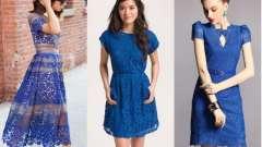 Плаття з гіпюру - підходить тільки для урочистих випадків?
