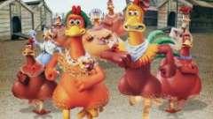 Втеча з курника