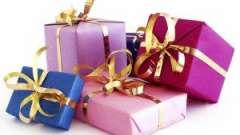 Подарунки на новий рік 2015