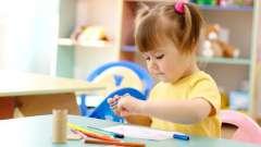 Підготовка малюка до дитячого садка