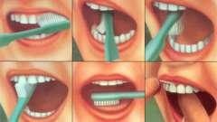 Правила чищення зубів