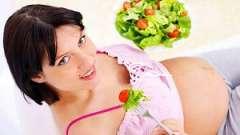 Правильне харчування для вагітних