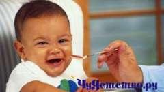 Прикорм немовлят