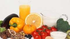 Продукти харчування під час вагітності, що містять йод