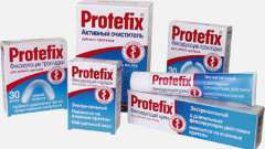 Протефикс - серія засобів по догляду за зубними протезами