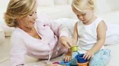 Психічне розвиток дитини трьох років
